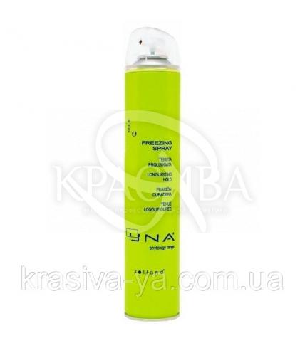 Уна Фризин Спрей для экстра-сильной фиксации волос, 500 мл - 1