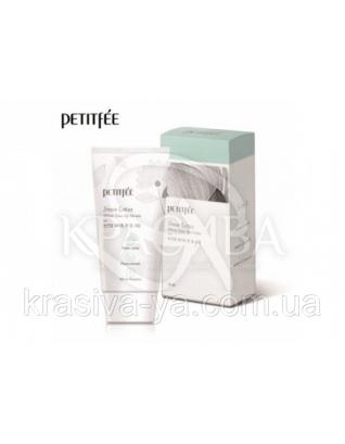 Зволожуючий і освітлюючий крем для обличчя PETITFEE Snow White Lotus Tone Up Cream, 50мл : PETITFEE