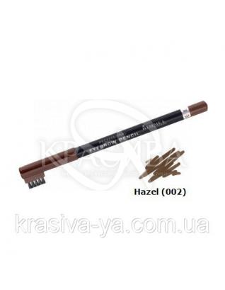 RM Eyebrow Pencil - Карандаш для бровей (02-Harel / светло-коричневый), 1,4 г : Карандаш для бровей