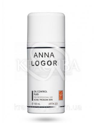 Oil Control Fluid Емульсія стабілізуюча для жирної шкіри, 100 мл : Anna Logor