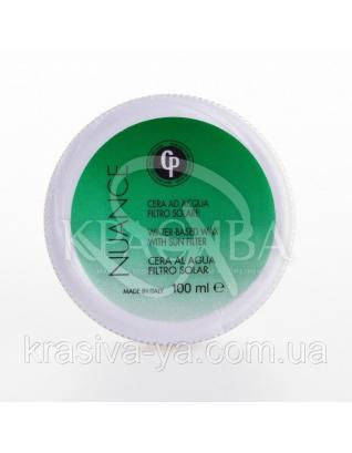 Nuance CP Воск-гель увлажняющий для волос сверх сильной фиксации, 100 мл : Воск для волос