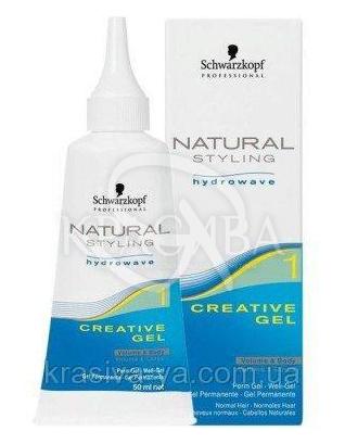Creative Gel - Кератиновий гель для прикореневого завивки волосся, 50 мл : Schwarzkopf