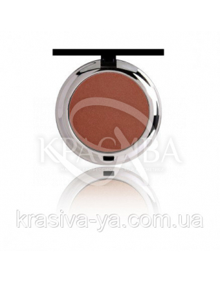 Компактний мінеральний бронзатор для особи Compact Mineral Bronzer Kisses, 10 м : Сіль для рук