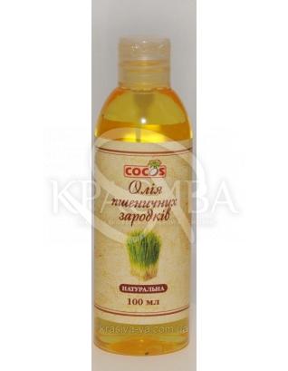 """Натуральное масло для ухода за волосами и телом """"Масло Зародышей пшеницы"""", 100 мл : Лечение и восстановление волос"""