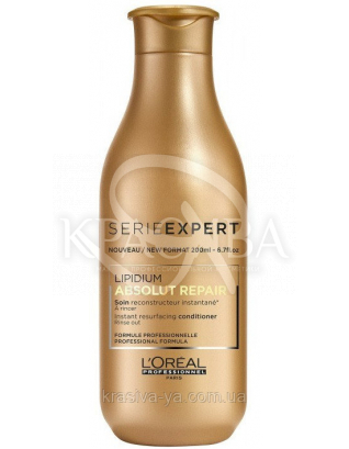 L'oreal Professionnel Absolut Repair Lipidium - Кондиционер для восстановления поврежденных волос, 200 мл : L'oreal Professionnel