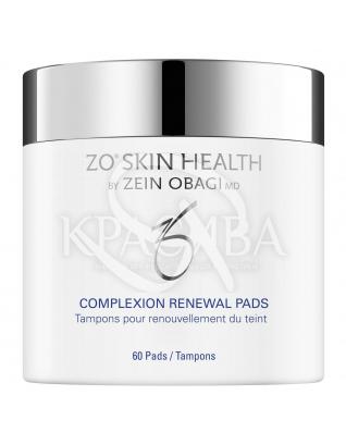 Салфетки для ухода за кожей лица с акне : ZO Skin Health