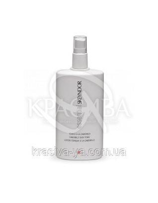 Тонізуючий лосьйон з екстрактом ромашки для сухої і нормальної шкіри, 250мл : Skeyndor