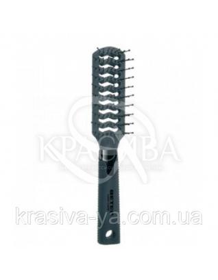 Beter Viva BR Щітка для сушіння феном, нейлонова щетина, захисні кінчики, 23.5 см : Аксесуари для волосся