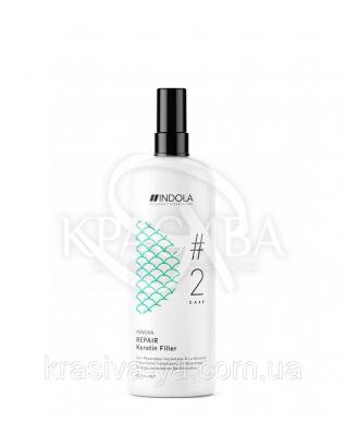 Мгновенное кератиновое восстановление Innova  Repair Keratin Filler, 300 мл : Средства для восставновления волос