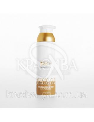 Personal Touch Крем-мусс для вьющихся волос для эластичной фиксации локонов, 100 мл : Мусс для волос