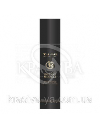 Instant Miracle Сухой шампунь для волос, 100 мл : T-lab Professional