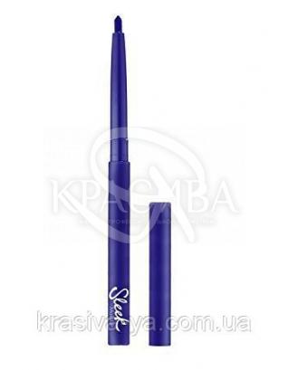 Автоматический карандаш для глаз - Twist Up Eye Pencil Royal, 0.3 г : Sleek make up