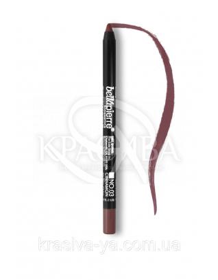 Олівець для губ Lip liner - Cinnamon, 1.5 м
