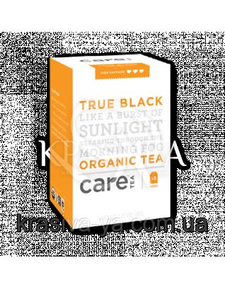 Care True Black - Чорний чай пакети, 18 шт : Care Tea