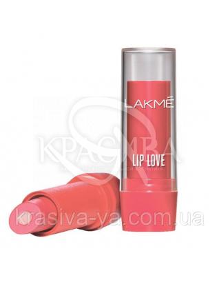 Помада - крем Lip Love SPF 15 Apricot, 3.8 р : Lakme