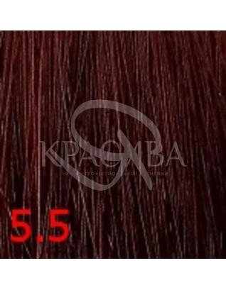 Cutrin Aurora Demi Color - Безаммиачная краска для волос 5.5 Бархатная ночь, 60 мл : Безаммиачная краска