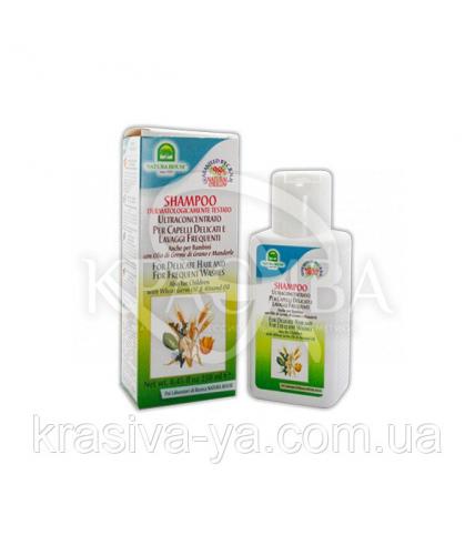 Шампунь с миндальным маслом и пшеничными зародышами, 250 мл - 1