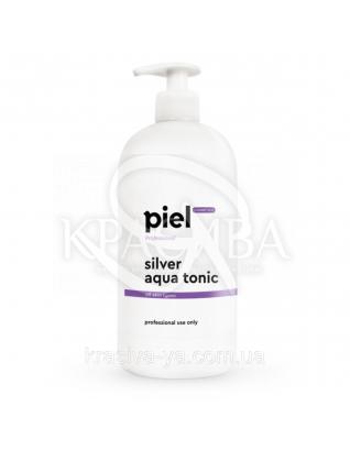 Silver Aqua Tonic - Тонік для всіх типів шкіри. Професійна упаковка для процедурного застосування, 750 мл :