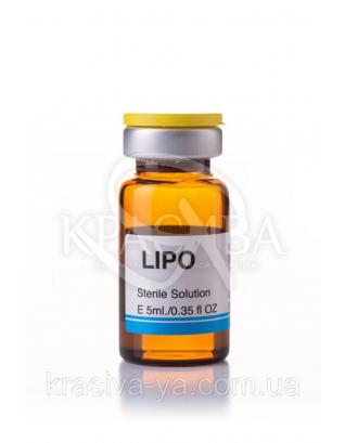 Сироватка для тіла антицелюлітна LIPO, 5мл : Dermagenetic