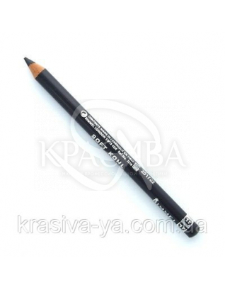 RM Soft Kohl - Карандаш для глаз (064- Stormy Grey / серый), 1,2 г : Контурный карандаш