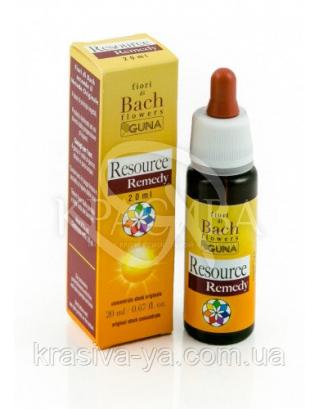 Resource Remedy Расслабление - Антистресс (стресс,страх) Капли, 20 мл : Диетические и пищевые добавки