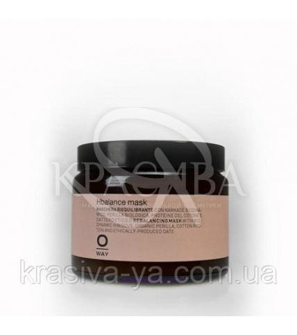 О. Вей АшБаланс Маска для волос при применении щелочных средств, 500 мл (стекло) - 1