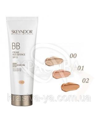 BB Anti-Age крем 00 (дуже світла шкіри), 40 мл : Skeyndor
