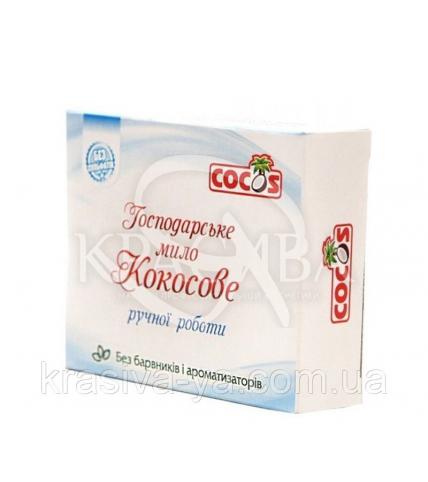 Хозяйственное мыло с кокосовым маслом, 4шт х 100 г - 1