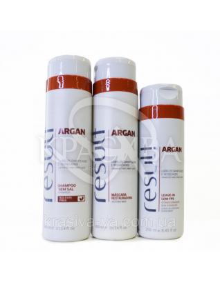 Набор Argan Домашнего ухода для волос (шампунь+маска+несмываемый кондиционер), 3*300 мл : Beauty-боксы для волос