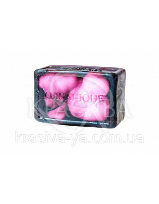 Глицериновое мыло куб ORG - Черная орхидея, 100 г : Мыло