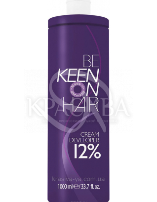 Keen Крем - окислювач 12 %, 100 мл : Окислювачі для волосся