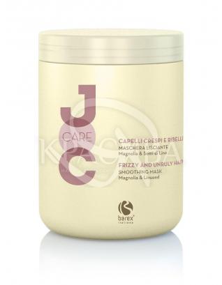 Barex Joc Care Маска разглаживающая для непослушных волос, 1000 мл