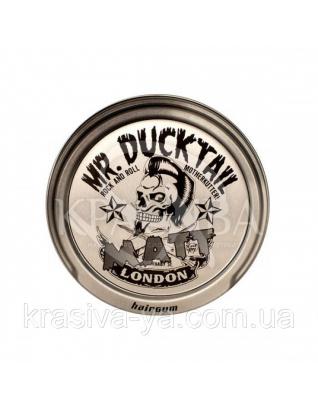 MR Ducktail Hairgum Matt Styling Pomade Прмада для стайлінгу, 40 г : Засоби для стайлінгу