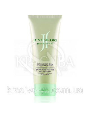 "Citrus Body Balm - Крем для тіла ""Цитрус"", 198 мл : June Jacobs Laboratories"