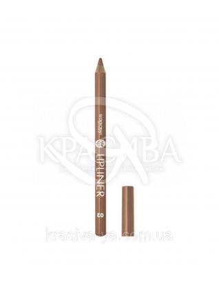 "Косметический карандаш для губ Lip Liner ""New Color Range"" 02 Beige, 1.5 г : Карандаш для губ"
