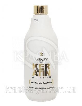 DKA Keratin Treatment Evolution -2- (лечение), 1000 мл : Кератины для волос