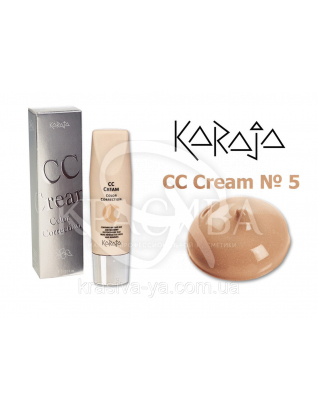 Karaja Крем CC Cream Color Correction 5, 30 мл : СС-крем