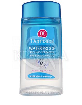 DC Face Care Waterproof Eye Makeup Remover Средство для снятия водостойкого макияжа с глаз двухфазный, 120 мл :