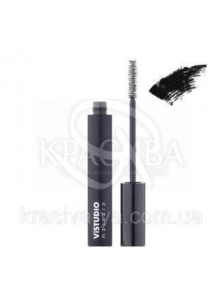 Vistudio Ultra Volume Mascara Black - Тушь для ресниц (черный), 10 мл : Vistudio