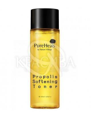 Тонік з екстрактом прополісу для чутливої шкіри : PureHeal's