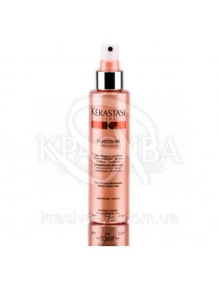 Дисциплін Флюдисим, спрей-догляд з ефектом Анти-Фриз для неслухняних, пошкодженого волосся, 150 мл : Kerastase