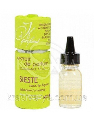 """TdO Арома-екстракт інтер'єрний """"Сієста під смоківницею""""/Room Perfume Extract Siesta Unde, 15 мл : Декор для дому"""