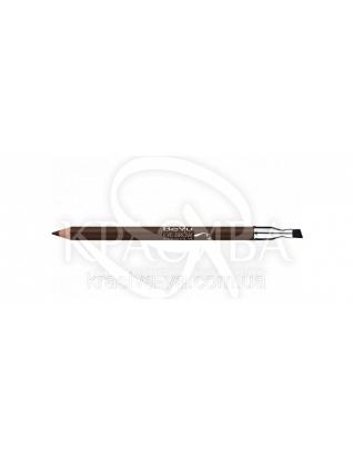 Карандаш для бровей Eye Brow Definer 17 Medium Brunette, 1 г : Карандаш для бровей