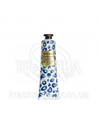 The Saem Perfumed Hand Shea Butter - Живильний крем для рук Clean Cotton, 30 мл : The Saem