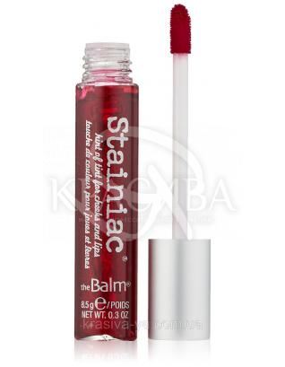 The Balm Stainiac Beauty Queen-Blushing Pink (Tester) - Блеск для губ и щек, 8.5 г : TheBalm