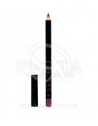 "Стойкий косметический карандаш для губ ""Lip Pencil 24 Ore"" 08 Fuchsia, 1.5 г : Карандаш для губ"
