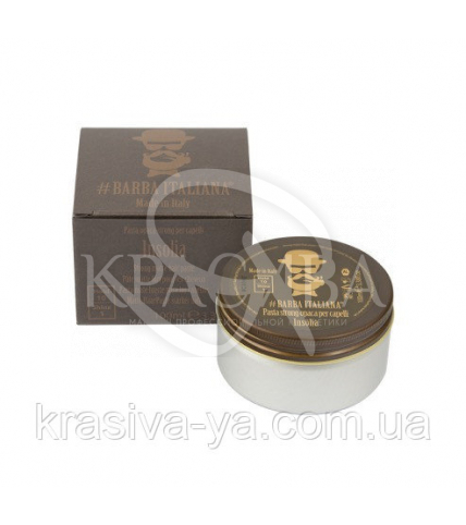 Матовая паста для волос сильной фиксации - 1