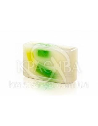 Глицериновое мыло куб ORG - Лемонграс, 100 г
