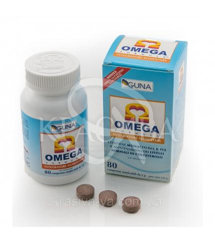 Omega Formula Захист серцево-судинної системи, 80 піг*2 г - 1