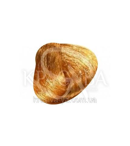 Стійка крем-фарба для волосся 7.35 Золотистий махагон блондин, 100 мл - 1